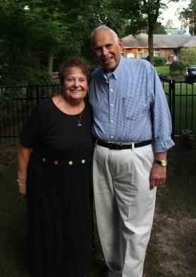 Janet and Irwin Tobin