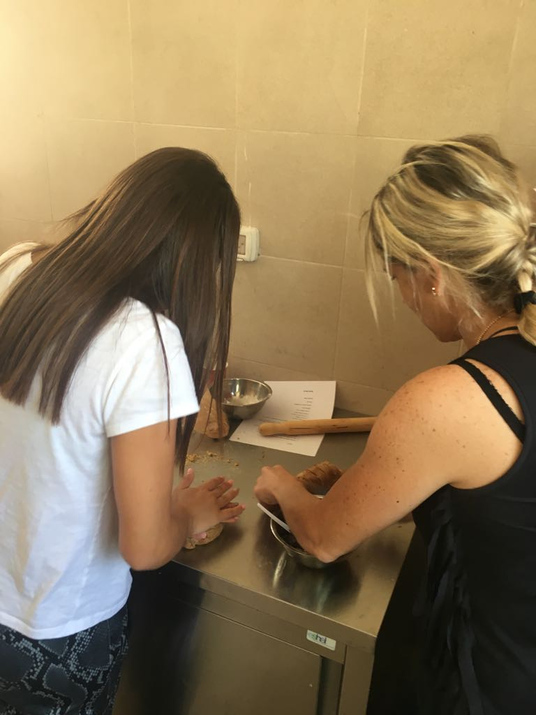 Path to Bread