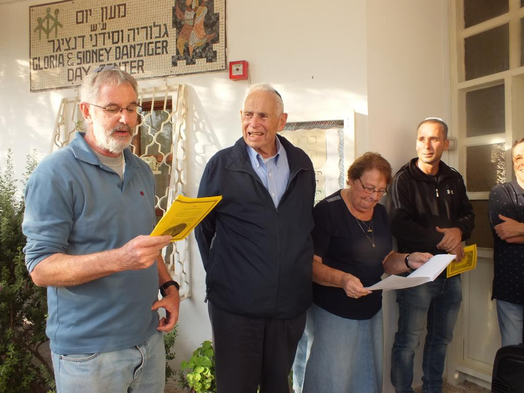 Mezuzah Ceremony
