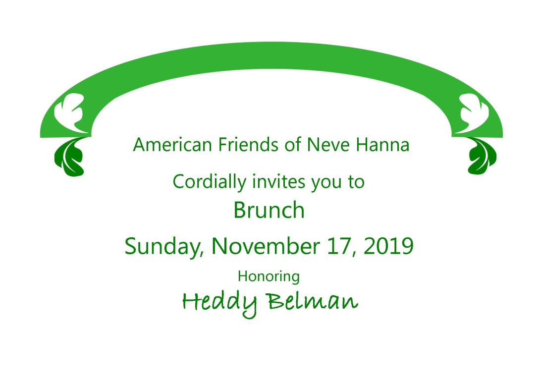 invite front cover