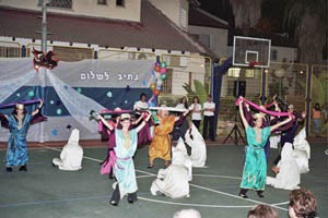 opening ceremony to path to peace