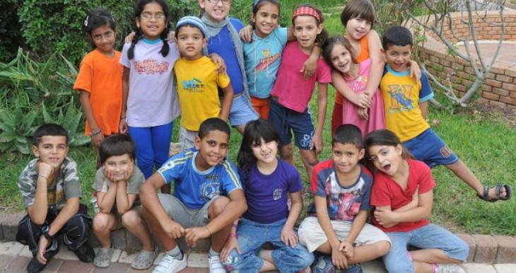 Children of Neve Hanna